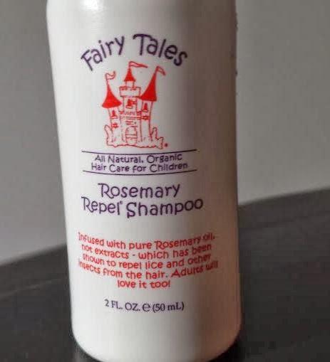 shampoo repelente insetos