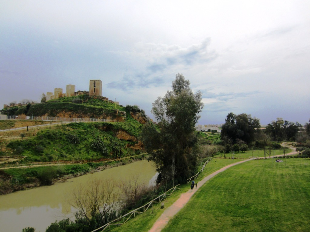 senderos almariya 5 ruta por la ribera del guadaira