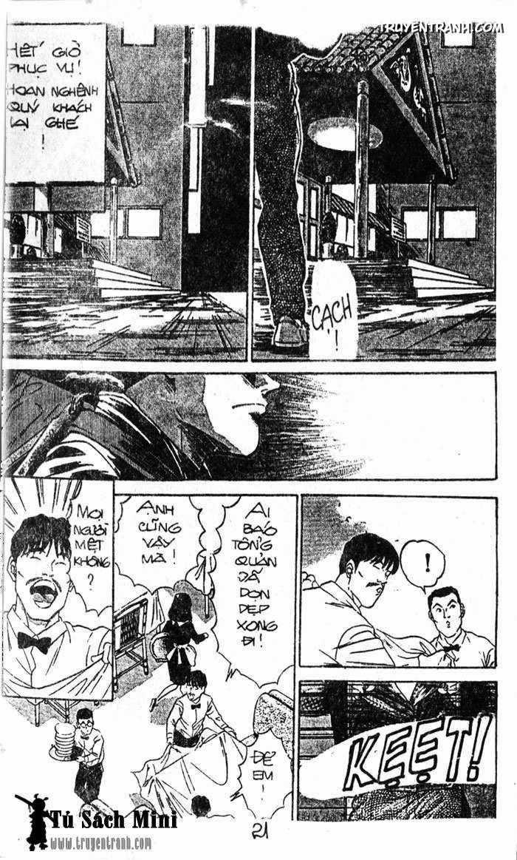 Đầu bếp siêu đẳng (Iron Wok Jan) Chapter 1 - Trang 21