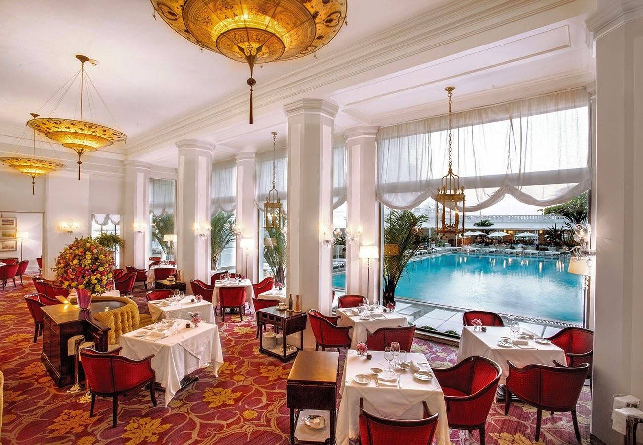 Menu Viagem: Cipriani: o restaurante do clássico Copacabana Palace Hotel
