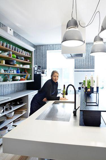 LEI LIVING: Køkkenchefens køkken