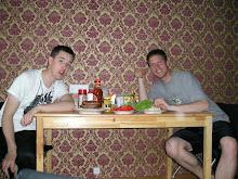 ZL Dinner~ St Pete's 2011