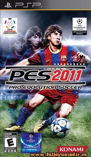 PES 2011 PSP