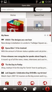 Opera Mini Browser Android APK Full Version Pro Free Download