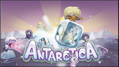 Antarctica Puzzle game on Nokia 5800 XpressMusic