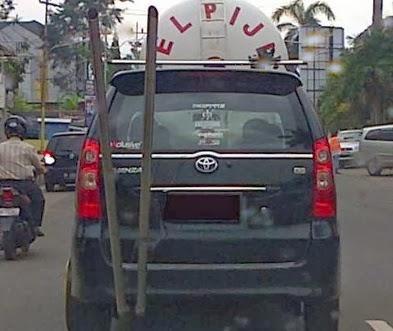 Mobil Anti Banjir
