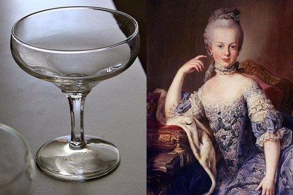 marie antoinette glas