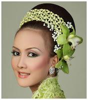 bunga melati pengantin