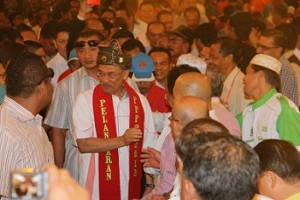 Pertubuhan Pakatan Perubahan Sabah (PPPS) yang diasaskan Ahli Parlimen Beaufort, Datuk Seri Panglima Lajim Ukin, dilancarkan Ketua Umum KEADILAN, Datuk Seri Anwar Ibrahim secara rasmi pagi tadi.