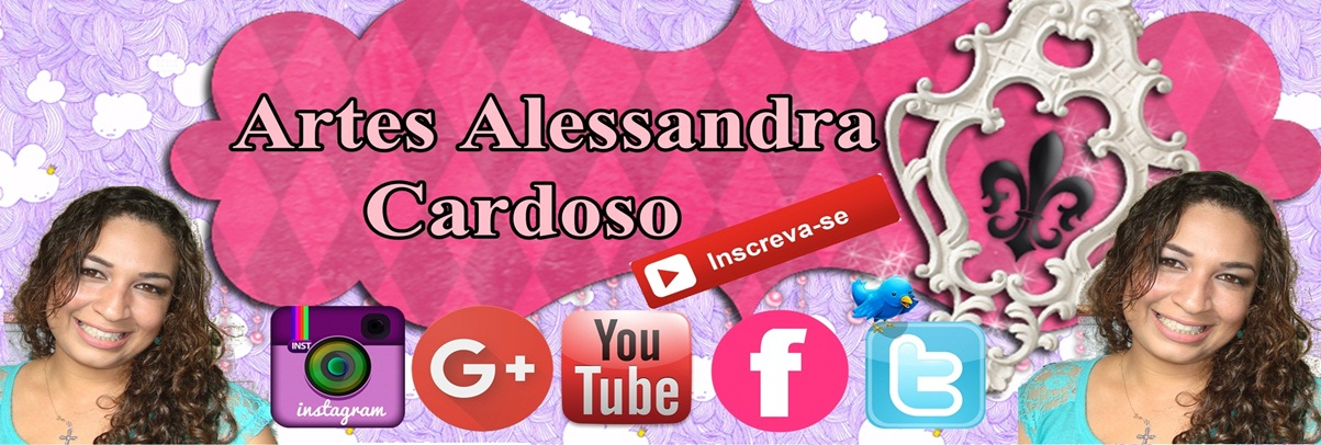 Artes alessandra Cardoso