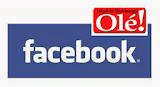 Facebook-Olé! Clique Aqui!