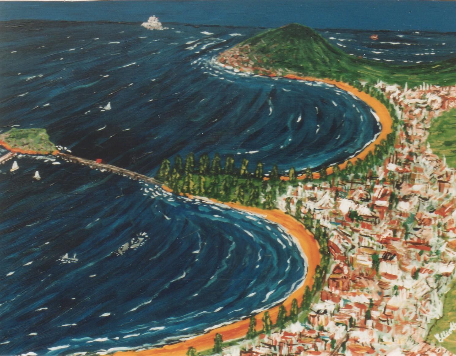 Victor Harbor Australia  city pictures gallery : Wayne Elliott Naive artist: Victor Harbour ,South Australia