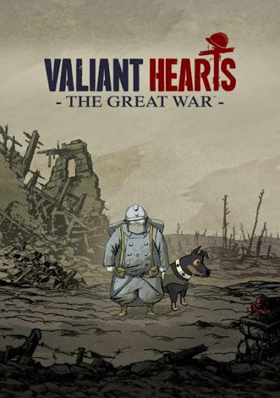 Press Start - Valiant Hearts: The Great War