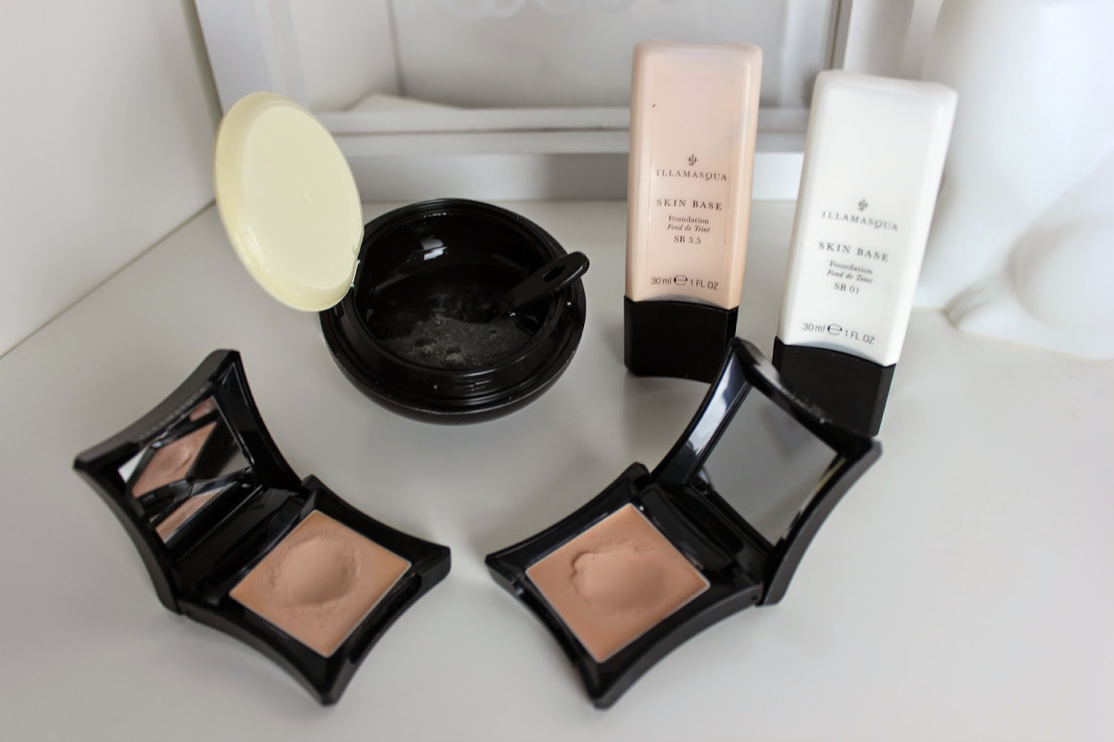 Face and Body Products