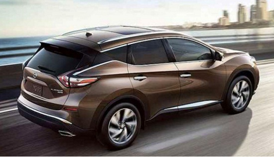2016 Nissan Murano Changes Specs Redesign Release Date Car Motor