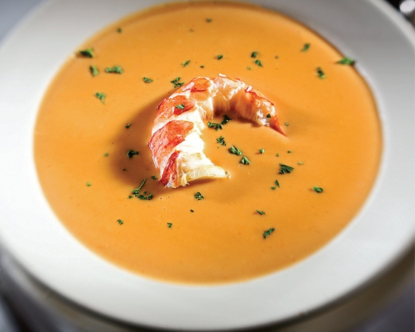Lobster Bisque Soup Recipe