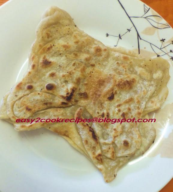 how to prepare parotta kurma