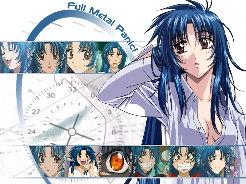 Full Metal Panic MP4 960x720p Sub Esp DVDRip