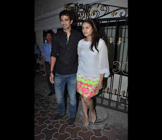 Celebs grace the Karan Johar's birthday bash
