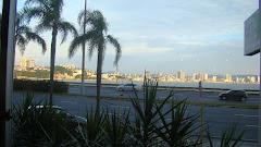 No Restaurante Porto Miramar em Florianópolis, SC