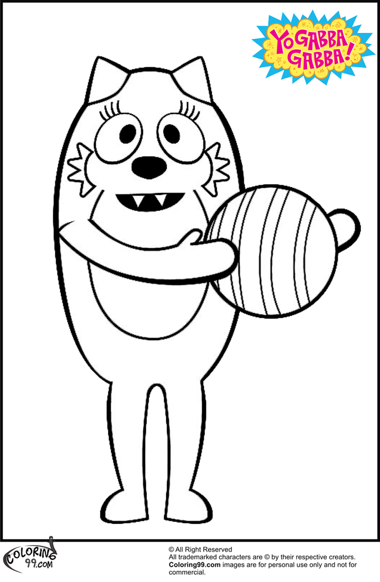muno coloring pages - photo#15