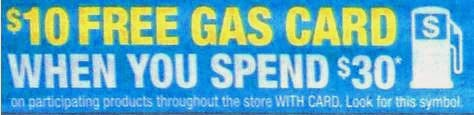 CVS gas card deal week of 5 18 2014