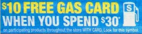 CVS gas card deal week of 5 18 2014