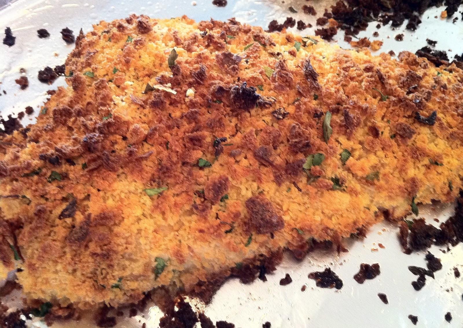 Crunchy Baked Haddock & Tartar Sauce - Recipes4EveryKitchen