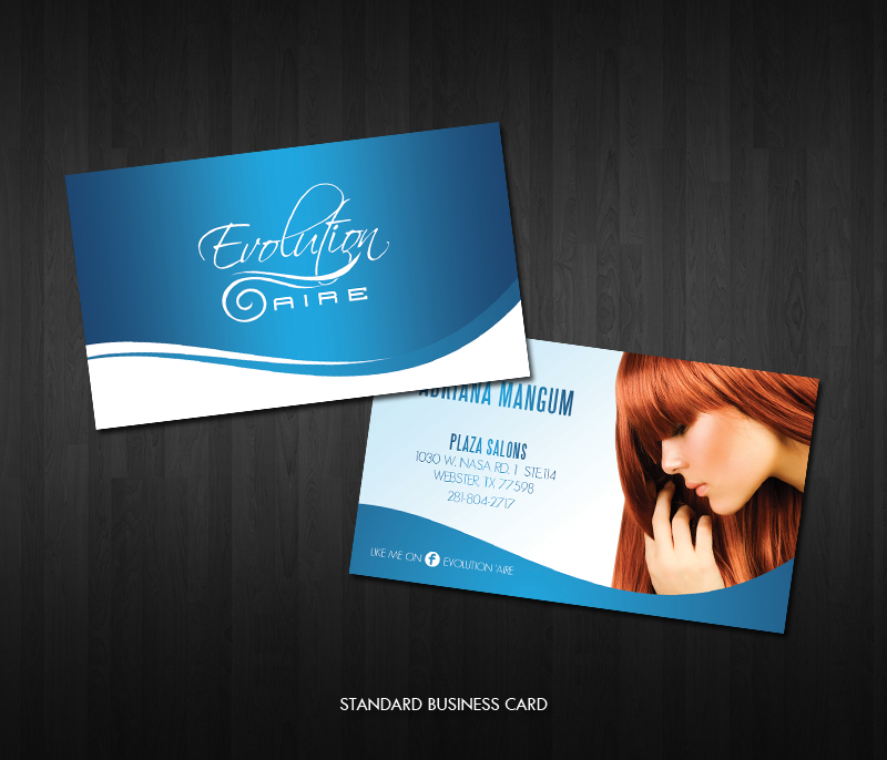 Business card design for hair salon whim design place business card design for hair salon we did several project for this client including logo and brochure in this case client wanted to make the front side colourmoves