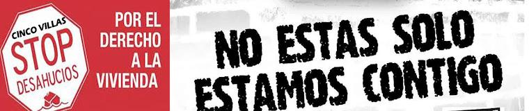 Stop Desahucios Cinco Villas