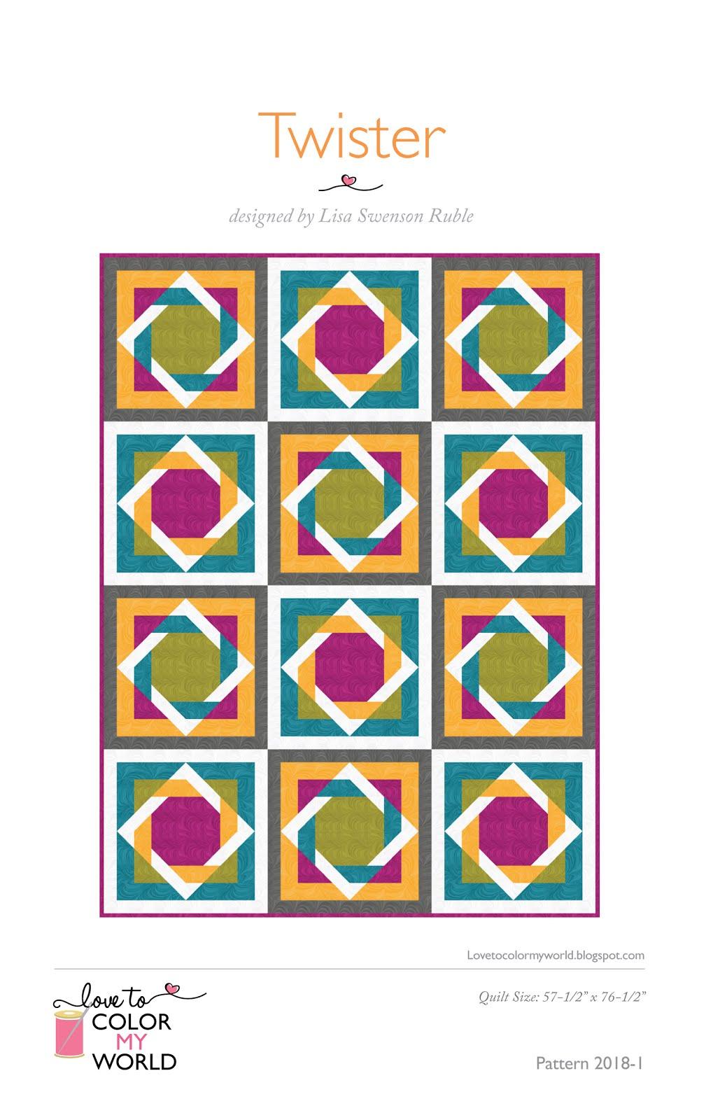 Twister pattern