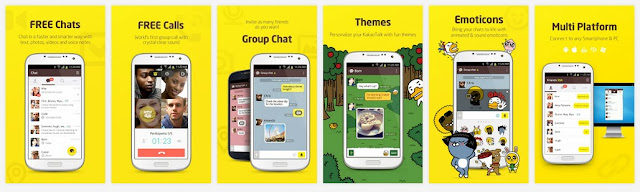 Free Downloads Kakao Talk : free call & text for android
