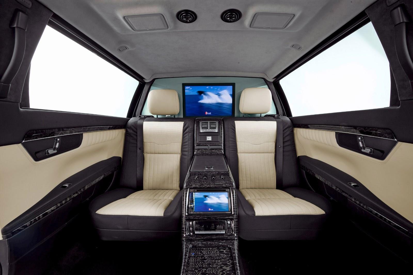cars gto mercedes benz s 600 pullman guard interior. Black Bedroom Furniture Sets. Home Design Ideas