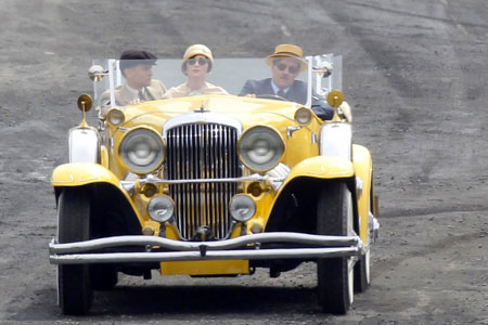 Daisy Driving Gatsby S Car