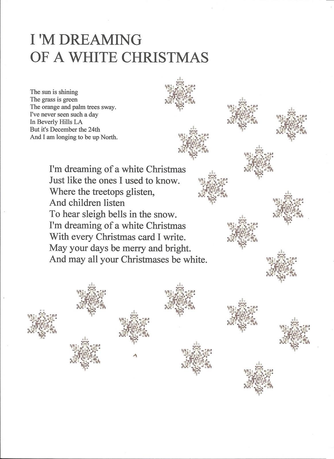 evodammer: I\'m Dreaming Of A White Christmas