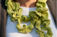 Tutorial: Spring Frills Scarf
