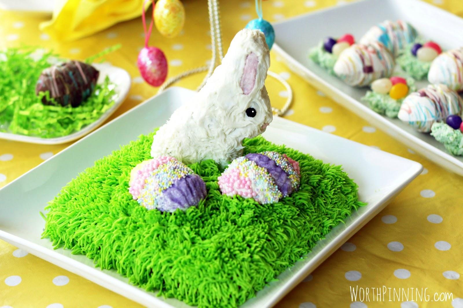 Easter Bunny Cake Pan Wilton