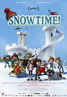 Kỳ Nghĩ Đông Vui Vẻ - Snowtime!