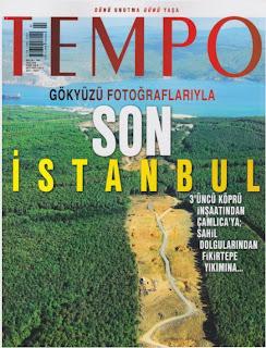 Son İstanbul tempo