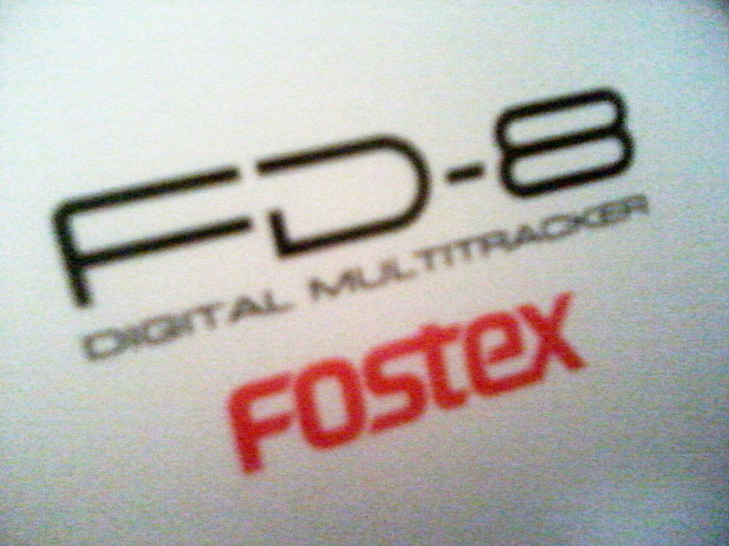 2013 03 14 - fostex fd8 digital multitracker
