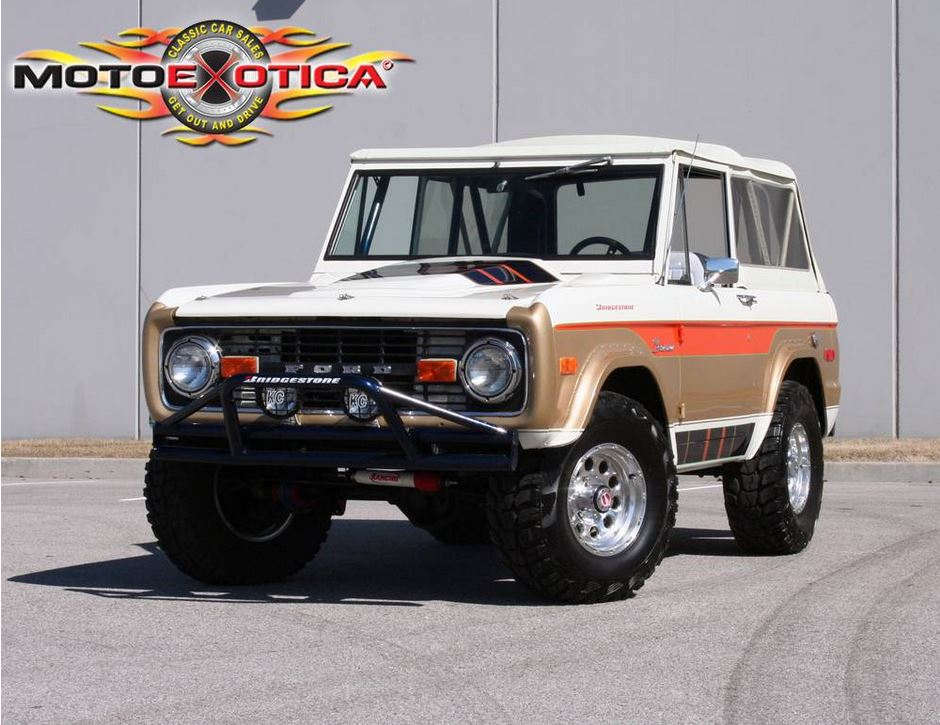 2016 Ford Bronco >> Classic Broncos: May 2016