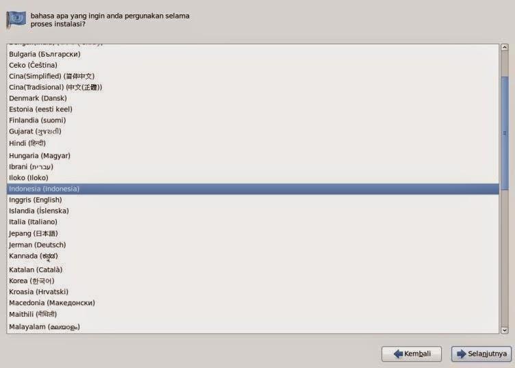 tutorial instalasi ClearOS