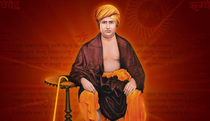 Swami Dayanand saraswati,ias,ncert class 8