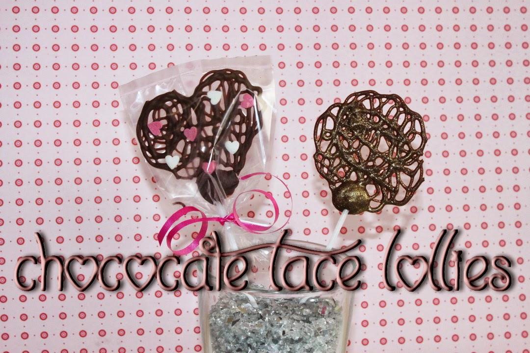 Chocolate Lace, Schokoladenspitze, Schokolade Selber Machen, Pralinen Selber  Machen, Valentinstagsideen, Valentinstags