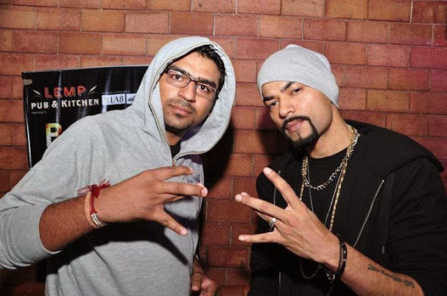 BOHEMIA The Punjabi Rapper - Live at LEMP 8