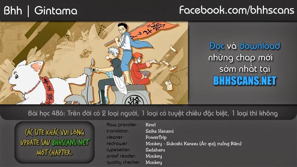 Gintama Chap 486 - Truyen.Chap.VN