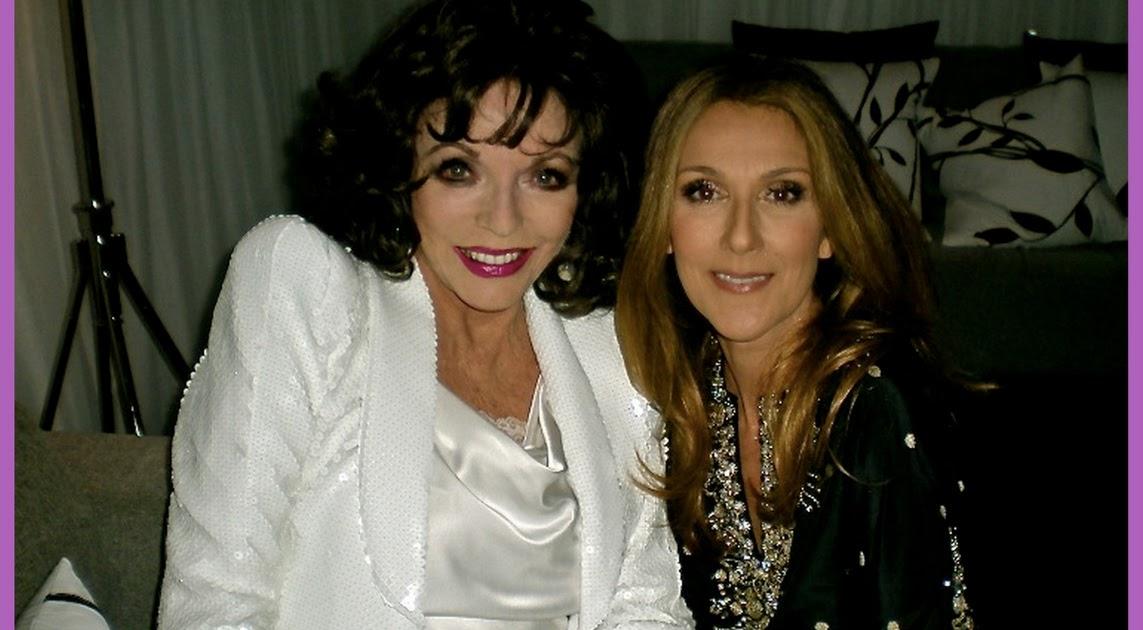 THE SMOKING NUN: Diva To Diva: Celine Dion Meets Joan
