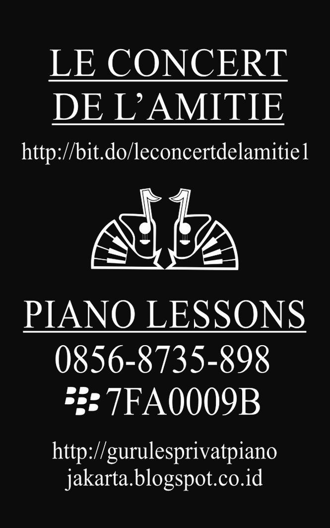 Les Piano Jakarta Selatan