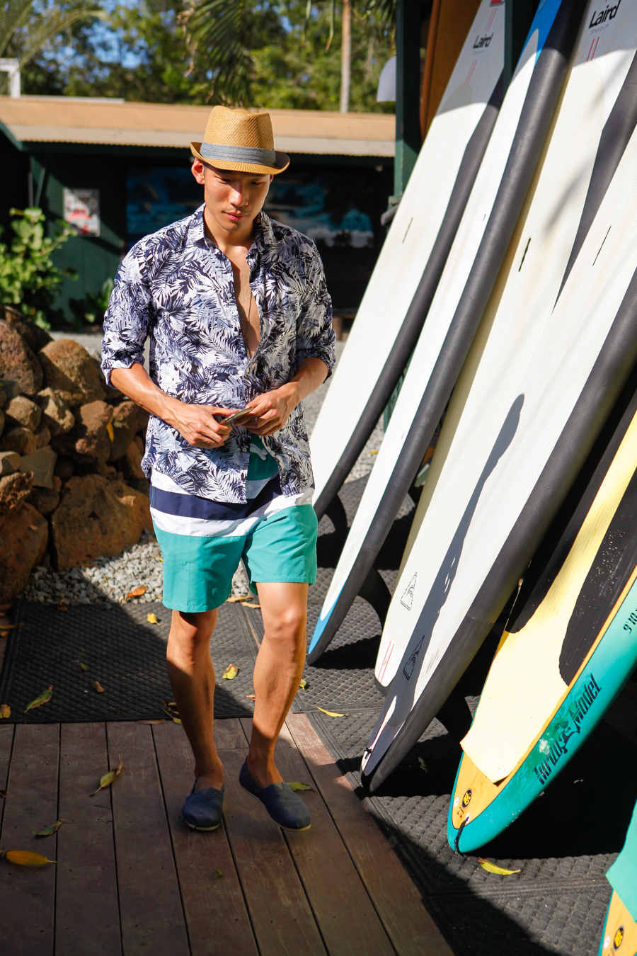 Levitate Style - North Shore Oahu, Hawaii | Summer Style Series feat H&M, Target, Merona, menswear
