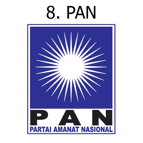 Jual Bendera Partai PAN
